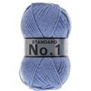 Lammy Yarns No 1 014 licht blauw