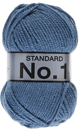 Lammy Yarns No 1 022 Blauw