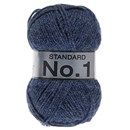 Lammy Yarns No 1 024 donker denim blauw