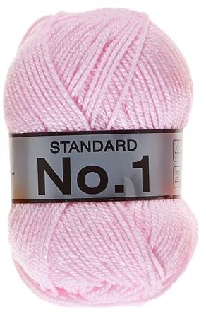Lammy Yarns No 1 035 licht roze