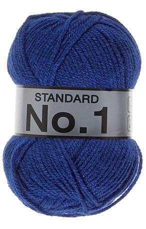 Lammy Yarns No 1 036 kobalt blauw
