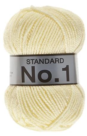 Lammy Yarns No 1 051 Licht geel