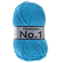 Lammy Yarns No 1 515 aqua blauw