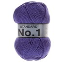 Lammy Yarns no 1 718 lavendel blauw