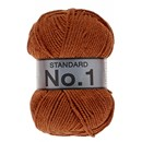 Lammy Yarns no 1 730 roest oranje