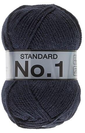 Lammy Yarns No 1 890 Marine blauw