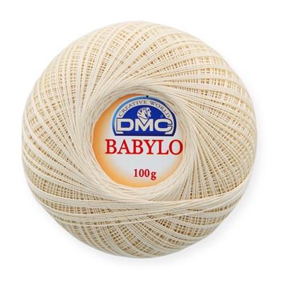 DMC Babylo nr 30 ecru 100 gram