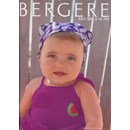 Bergere magazine 162 - patroonblad zwart wit (op=op)