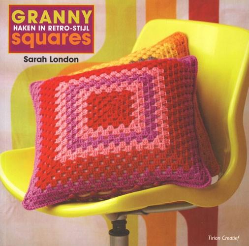 Granny Square Haken In Retro Stijl P Hobbydoosnl