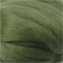 Witte Engel - merino viltwol 115 mos groen (45 gram) (op=op)