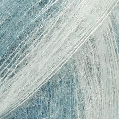 DROPS Kid silk 25 zeegroen