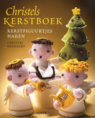 Christels Kerstboek Hobbydoosnl