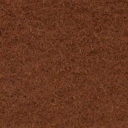 Vilt 45-522 rood bruin 38 cm breed per 10 cm