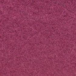 Vilt 45-530 rood paars 45 cm breed per 10 cm