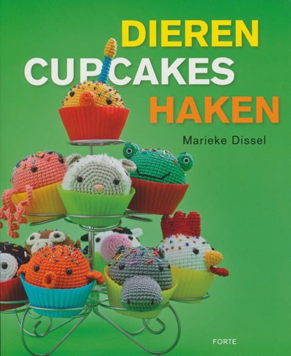 Dieren Cupcakes Haken Hobbydoosnl