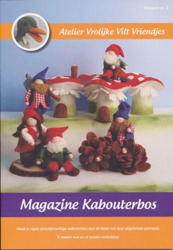Magazine nr 8 kabouterbos