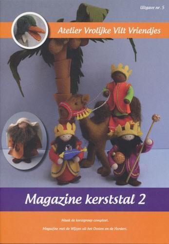 Magazine nr 5 kerststal 2
