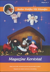 Magazine nr 3 kerststal