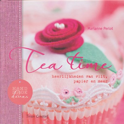 Hand made diva s - Tea time