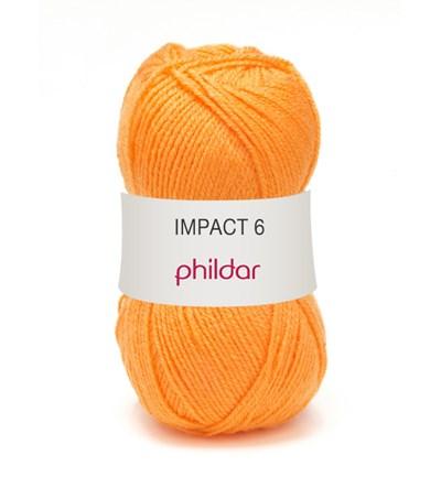Phildar Impact 6 - 0050 tournesol op=op