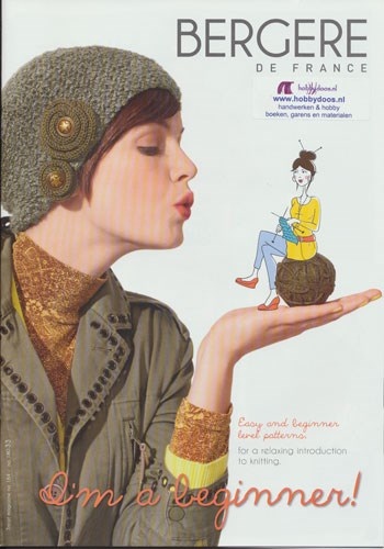 Bergere de France magazine 164 - eenvoudige patronen op=op