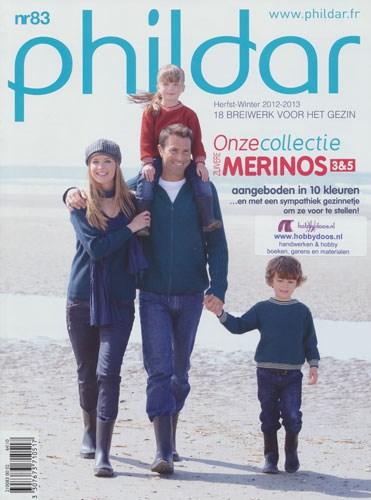 Phildar nr 83 Winter 2012-2013