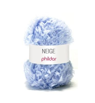 Phildar Neige Azur op=op