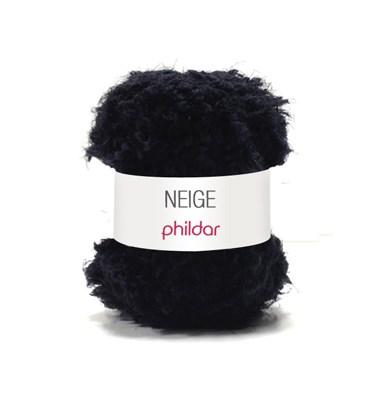 Phildar Neige Noir op=op