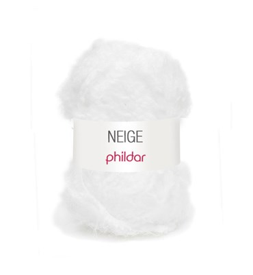 Phildar Neige Flocon op=op