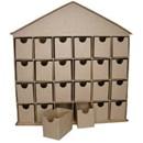 Paper shape huis 24 vaks