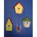 Paper shape vogelhuisjes (3 stuks)