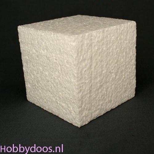 styropor piepschuim kubus 100 mm. Black Bedroom Furniture Sets. Home Design Ideas