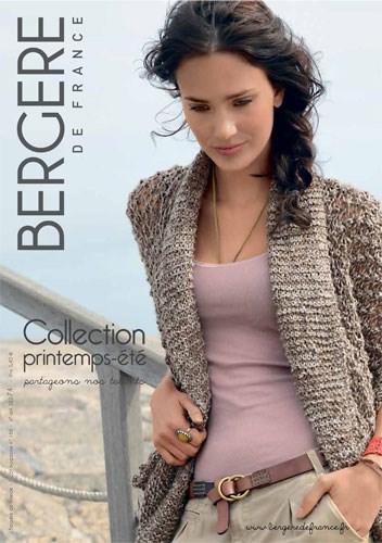 Bergere de France magazine 166 - lente zomer 2013 dames (op=op)