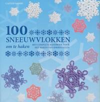 100 sneeuwvlokken om te haken