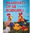 Haakparty op de boerderij (op=op ptr)