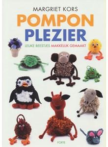 Pompon plezier leuke beestjes makkelijk gemaakt