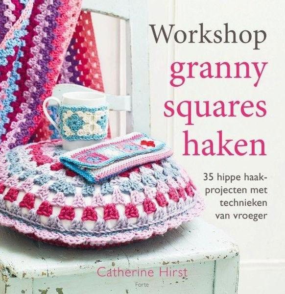 Workshop Granny Squares Haken Opop Hobbydoosnl