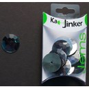 Ka-Jinker jems - facet rond - green