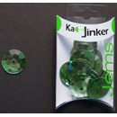 Ka-Jinker jems - facet rond - light green