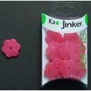 Ka-Jinker jems - Parel bloem groot - fuchsia