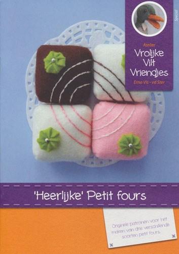 Magazine Heerlijk petit fours op=op