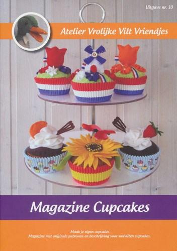 Magazine nr 10 cupcakes