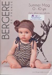 Bergere de France magazine 167 - lente zomer 2013 kinderen 0-10 jaar