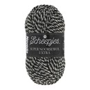 Scheepjes Noorsesok 246 zwart ecru grijs gemeleerd