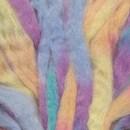 Witte engel - Regenboogwol 200 pastel (10 gram)