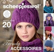 Scheepjeswol nr 53 - trendy accessoires