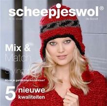 Scheepjeswol magazine nr 50 mix en match (op=op)