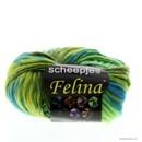 Scheepjes Felina 7 lime aqua