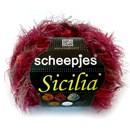 Scheepjes sicilia 3 rood gemeleerd