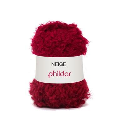 Phildar Neige Rubis op=op